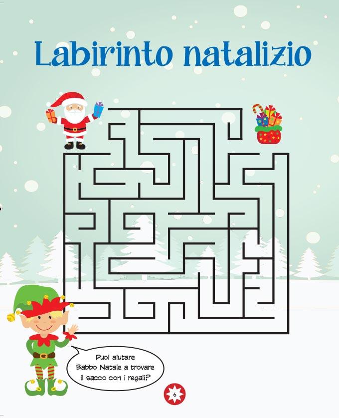 Giochi Natale.Un Natale Di Puzzle E Giochi Euro Publishing S R L